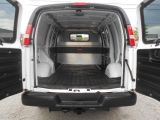 2013 Chevrolet Express 2500 2500HD Cargo 4.8L Loaded 4Dr Divider ONLY 9,000Km