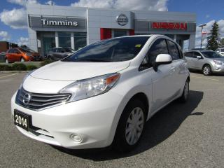 Used 2014 Nissan Versa Note SV for sale in Timmins, ON
