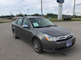 Used 2011 Ford Focus SE | Accident Free | Heated Seats for sale in Harriston, ON