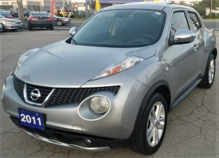 Used 2011 Nissan Juke SL for sale in Hamilton, ON