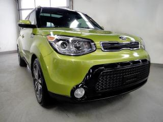 Used 2015 Kia Soul SX Luxury,PANO ROOF NAVI,NO ACCIDENT for sale in North York, ON