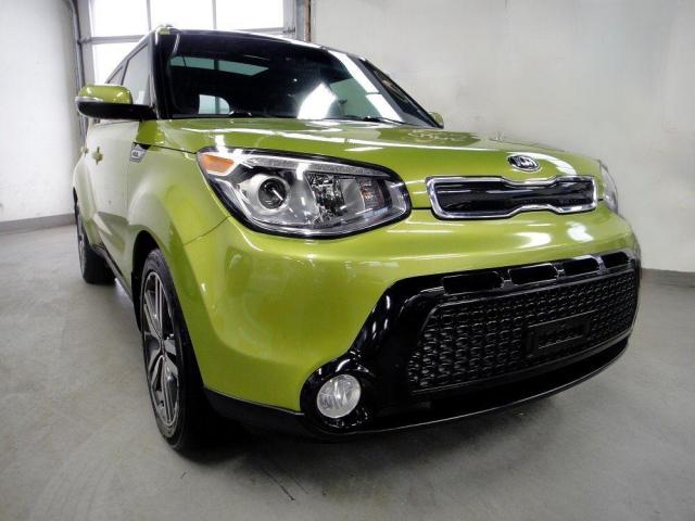 2015 Kia Soul SX Luxury,PANO ROOF NAVI,NO ACCIDENT