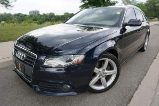 Used 2010 Audi A4 AVANT / STUNNING COMBINATION / NO ACCIDENTS for sale in Etobicoke, ON