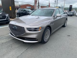 Used 2020 Genesis G90 Prestige 5.0L for sale in Halifax, NS