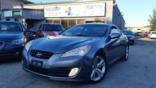 Used 2011 Hyundai Genesis Coupe Premium for sale in Etobicoke, ON