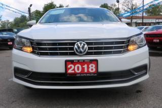 Used 2018 Volkswagen Passat Trendline+ for sale in Brampton, ON