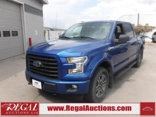 Used 2017 Ford F-150 XLT SuperCrew SWB AWD 3.5L for sale in Calgary, AB