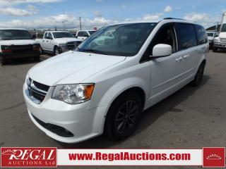 Used 2016 Dodge Grand Caravan SXT Wagon 3.6L for sale in Calgary, AB