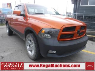 Used 2010 Dodge Ram 1500 4D Quad CAB 4WD for sale in Calgary, AB
