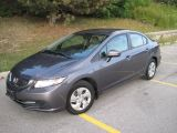 2014 Honda Civic LX - ONLY 20,499  KMS & 1 SR. OWNER!!!