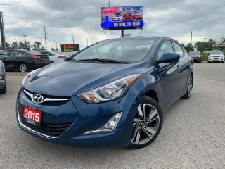 Used 2015 Hyundai Elantra SE for sale in London, ON