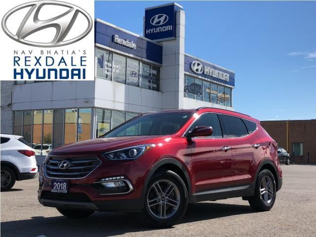 2018 Hyundai Santa Fe Sport 2018 Hyundai Santa Fe Sport - 2.4L Premium AWD