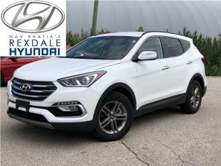 Used 2018 Hyundai Santa Fe Sport 2018 Hyundai Santa Fe Sport - 2.4L Premium AWD for sale in Toronto, ON