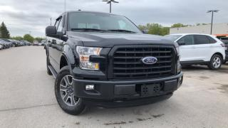 Used 2016 Ford F-150 XLT 5.0L V8 HEATED SEATS NAVIGATION for sale in Midland, ON