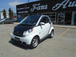 Used 2012 Smart fortwo LEATHER SEATS for sale in Scarborough, ON