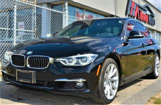 Used 2016 BMW 328xi |NAV|PARKING SENSORS|LEATHER|SUNROOF for sale in Brampton, ON