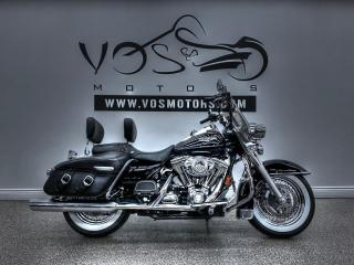 Used 2007 Harley-Davidson FLHRCI Road King Classic Custom - No Payments For 1 Year** for sale in Concord, ON