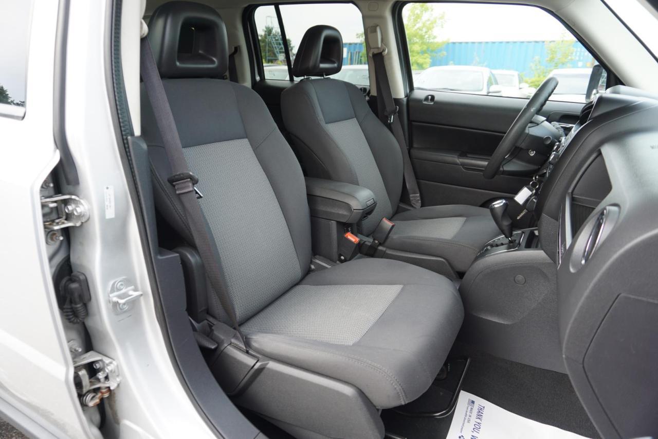 2009 Jeep Patriot