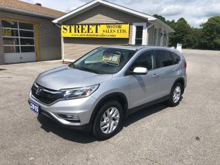 Used 2015 Honda CR-V EX AWD SUNROOF AUTOMATIC NO ACCIDENTS for sale in Smiths Falls, ON