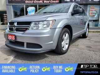 Used 2015 Dodge Journey CVP ** Push Button Start, Keyless Entry, Great Opt for sale in Bowmanville, ON