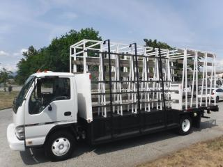 Used 2007 GMC W 4500 19 foot Flat Deck Diesel for sale in Burnaby, BC