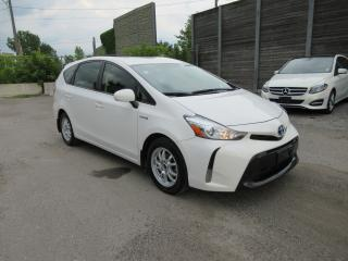 Used 2015 Toyota Prius V 2015 Toyota Prius v - 5dr HB for sale in Toronto, ON