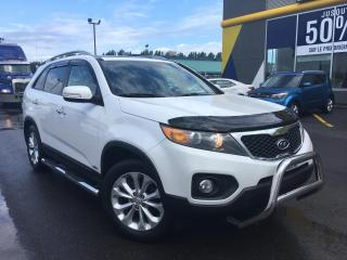 Used 2013 Kia Sorento EX +V6 AWD CUIR MAGS GPS 4X4 for sale in Lévis, QC