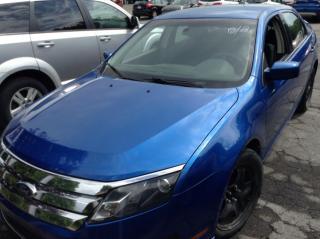 Used 2011 Ford Fusion Berline 4 portes, 4 cyl. en ligne, SE, t for sale in Montréal, QC