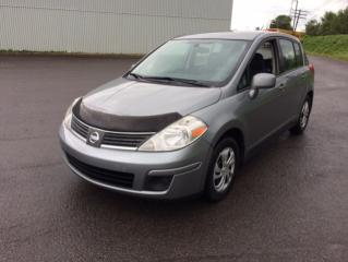 Used 2009 Nissan Versa Hayon 5 portes I4, boîte automatique, 1, for sale in Quebec, QC