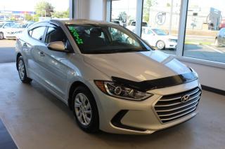 Used 2017 Hyundai Elantra LE AUTOMATIQUE MAIN LIBRE CELLULAIRE for sale in Lévis, QC