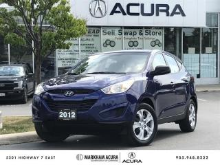 Used 2012 Hyundai Tucson GL FWD at Bluetooth, Heated Seats, Air Conditioning for sale in Markham, ON