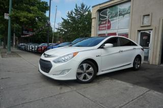 Used 2012 Hyundai Sonata Hybride LIMITED + CUIR + NAVI + CAMÉRA + TOIT for sale in Laval, QC