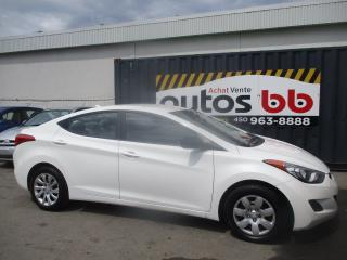 Used 2012 Hyundai Elantra ( AUTO - 177 000 KM ) for sale in Laval, QC