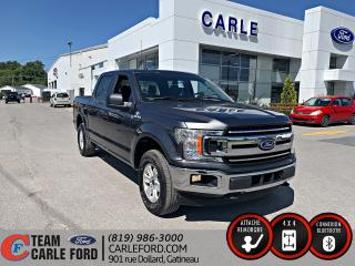 Used 2018 Ford F-150 Ford F-150 XLT S/CREW 2018, CAMÉRA DE RE for sale in Gatineau, QC