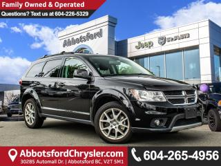 Used 2017 Dodge Journey SXT *ACCIDENT FREE* *LOCALLY DRIVEN* for sale in Abbotsford, BC