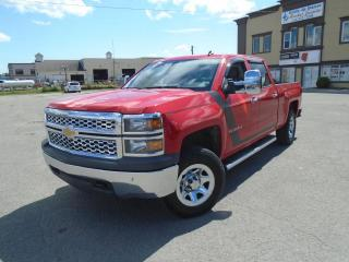 Used 2014 Chevrolet Silverado 1500 Work Truck cabine multiplace caisse cour for sale in Mirabel, QC