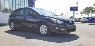 Used 2016 Subaru Impreza HATCHBACK * CVT * AWD * CAMÉRA RECUL for sale in Trois-Rivières, QC