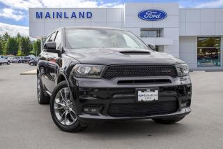 Used 2019 Dodge Durango R/T ONE OWNER, ACCIDENT FREE, BC LOCAL for sale in Surrey, BC