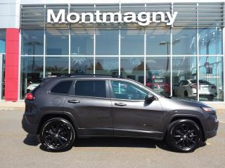 Used 2014 Jeep Cherokee 4 RM, north-latitude for sale in Montmagny, QC