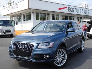 Used 2015 Audi Q5 Super Rare Hybrid Edition, Low Kms, No Accidents for sale in Vancouver, BC