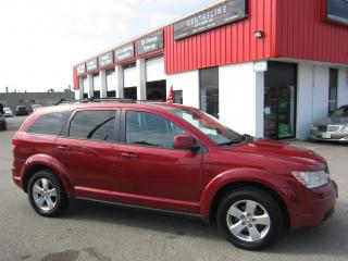 Used 2010 Dodge Journey SXT $5,995+HST+LIC FEE / CERTIFIED / 3RD ROW SEATING for sale in North York, ON