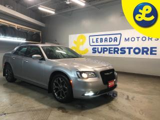 Used 2018 Chrysler 300 300S AWD  * Heated Nappa leatherfaced sport bucket seats * Google Android Auto Apple CarPlay capable Uconnect 4C with 8.4inch display * Keyless Remo for sale in Cambridge, ON