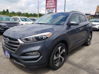 Used 2016 Hyundai Tucson Ultimate NAVIGATION !!  SUNROOF !!  LEATHER !!  AWD for sale in Cambridge, ON