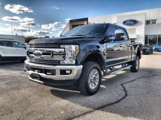 Used 2018 Ford F-250 Super Duty 4x4 Lariat One Owner Accident Free 6.7 Diesel with Snow Plow Prep Pkg. for sale in Orangeville, ON