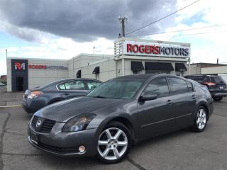 Used 2005 Nissan Maxima - LEATHER - SUNROOF for sale in Oakville, ON