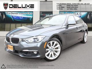 Used 2017 BMW 330 i xDrive BMW 330XI- Engine: 2.0L DOHC 16-Valve 4-Cylinder Turbocharged, Navigation AWD $0 Down OAC for sale in Concord, ON