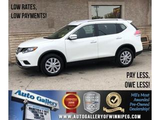 Used 2016 Nissan Rogue S *AWD/B.tooth/Back.Cam for sale in Winnipeg, MB