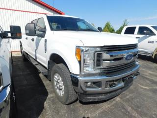 Used 2017 Ford F-350 Super Duty SRW XLT CREW for sale in Listowel, ON