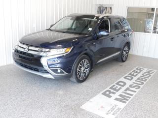 Used 2017 Mitsubishi Outlander GT for sale in Red Deer, AB