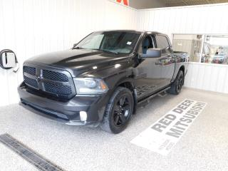 Used 2015 RAM 1500 ST for sale in Red Deer, AB
